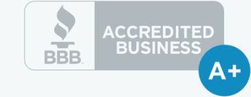 Official BBB Accredited Business logo