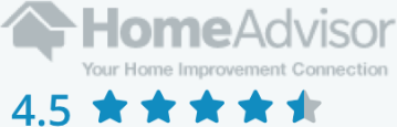 Home Advisor 4.5 star rating certification