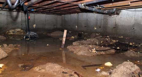 crawlspace waterproofing | Killingworth, CT | Budget Dry Basement Waterproofing