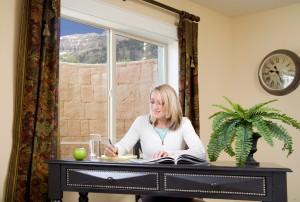 Egress windows increase natural light