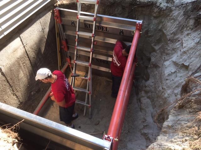 trenchbox-basement-window-install