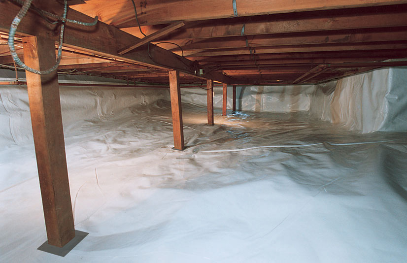 The Need For Crawl Space Waterproofing In Milford Ct 06460