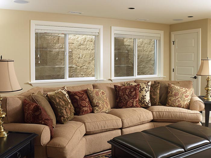 Enhance safety in your bedrooms with egress windows in for Basement bedroom egress window requirements