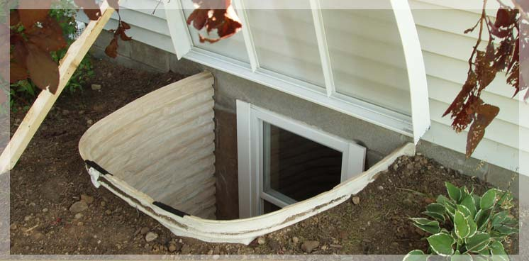 advantages of having egress basement windows