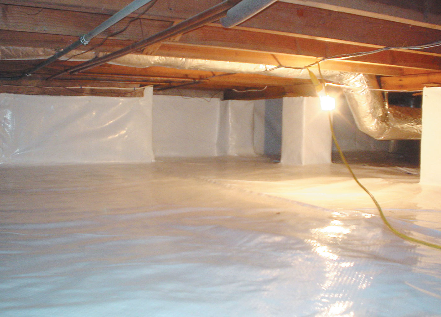5 Reasons For Using Encapsulation In Crawl Space Moisture