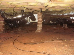 Crawlspace Waterproofing | Stamford, CT | Budget Dry Waterproofing