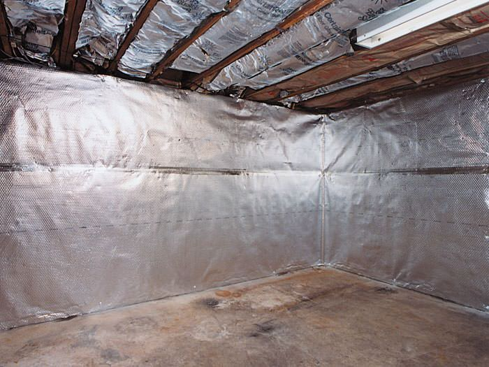 The Right Moisture Barrier | Budget Dry Waterproofing