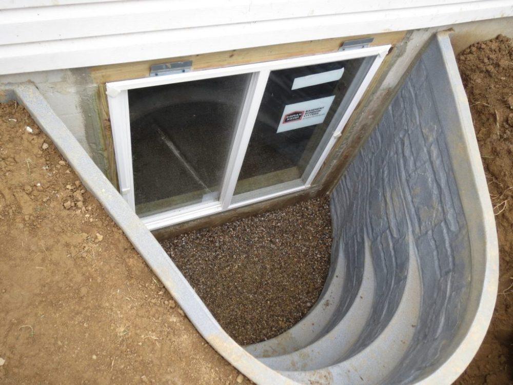 should consider enlarging basement egress windows in killingworth ct
