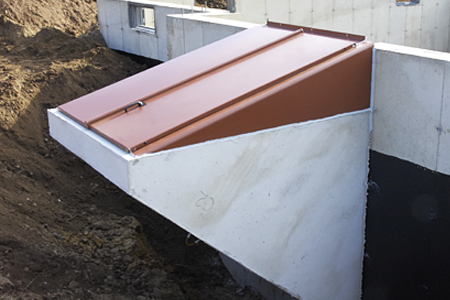 Danbruy, CT | Bilco Basement Doors | Budget Dry Waterproofing