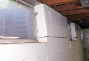 Bowed Basement Walls | Meriden, CT | Budget Dry Waterproofing